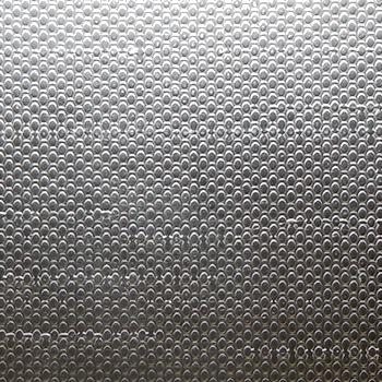 Лист декоративный нержавеющий AISI 304 DECO9 0,7 мм