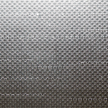 Лист декоративный нержавеющий х/к AISI 304 DECO9 0,7 мм