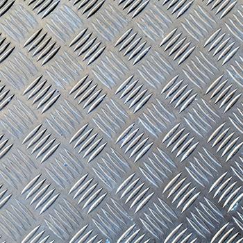 Лист нержавеющий декоративный AISI 430 LINEN 0,4х1250х2500 мм