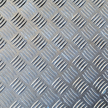 Лист нержавеющий декоративный AISI 430 LINEN 0,6х1250х2500 мм
