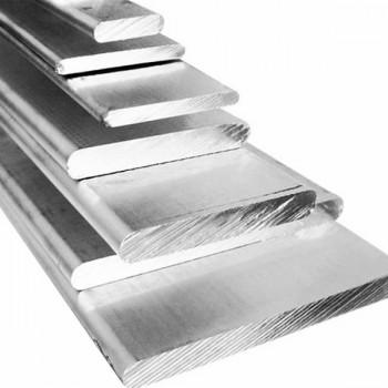 Шина алюминиевая электротехническая прессованная АД31Т 8х120 мм ГОСТ 15176-89