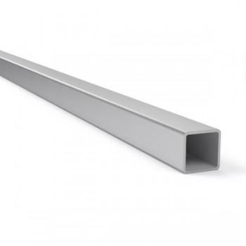 Труба профильная квадратная нержавеющая 08Х18Н10 15х15 мм